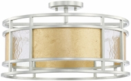 Capital Lighting 228341MX Contemporary Mixed Metal Home Ceiling Lighting