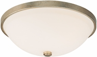 Capital Lighting 2325WG-SW Winter Gold 15  Flush Mount Lighting