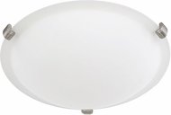 Capital Lighting 2822FF-SW Flush Ceiling Light Fixture