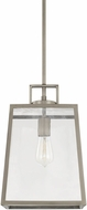 Capital Lighting 325511AN Kenner Modern Antique Nickel Foyer Light Fixture