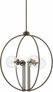 Capital Lighting 325641NG Modern Nordic Grey Hanging Light Fixture