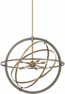 Capital Lighting 325681AM Contemporary Aged Metal Drop Lighting