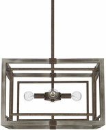 Capital Lighting 325941UG Zac Modern Urban Grey Pendant Lamp