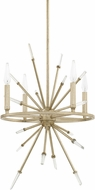 Capital Lighting 328241WG Adira Winter Gold Ceiling Pendant Light