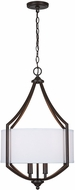 Capital Lighting 331841OB Marlow Modern Old Bronze Drop Lighting