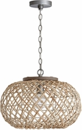 Capital Lighting 340811GK 11 Country Grey Wash and Antique Nickel Drop Lighting