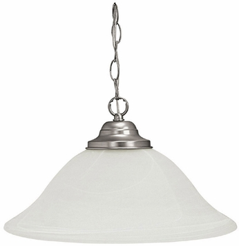 Capital Lighting 3907MN Matte Nickel Pendant Lamp