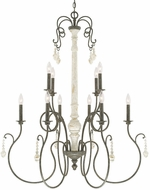 Capital Lighting 410302FC Vineyard Traditional French Country Chandelier Lighting