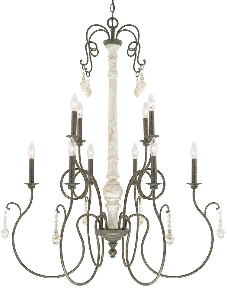 Capital Lighting 410302fc Vineyard Traditional French Country