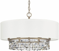 Capital Lighting 4216BG-544-CP Harper Brushed Gold Drop Ceiling Light Fixture