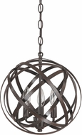 Capital Lighting 4233RS Axis Contemporary Russet Pendant Lighting
