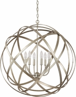 Capital Lighting 4236WG Axis Modern Winter Gold Pendant Hanging Light