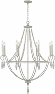 Capital Lighting 432881MS Contemporary Mystic Sand Lighting Chandelier