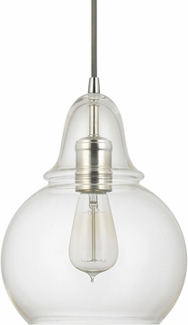 Capital Lighting 4644PN-143 Polished Nickel Mini Drop Lighting