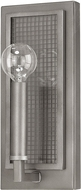 Capital Lighting 4931GR Carson Contemporary Graphite Wall Lighting Sconce