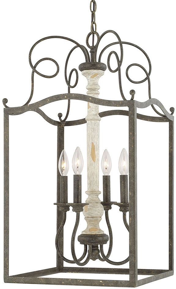 Capital Lighting 510342fc Vineyard Traditional French Country Foyer