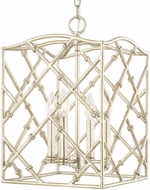 Capital Lighting 510541WG Foyers Modern Winter Gold Foyer Lighting Fixture