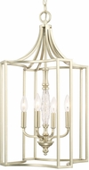 Capital Lighting 510842SF Seaton Modern Soft Gold Foyer Lighting Fixture