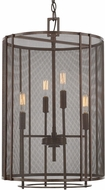 Capital Lighting 511141RS-665 Bennett Modern Russet Foyer Lighting