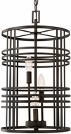 Capital Lighting 512431OB Foyers Modern Old Bronze Foyer Light Fixture