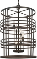 Capital Lighting 512462OB Foyers Modern Old Bronze Entryway Light Fixture