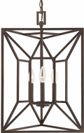 Capital Lighting 512931BB Foyers Contemporary Burnished Bronze Foyer Lighting