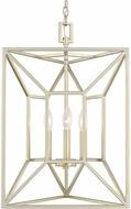 Capital Lighting 512931SF Foyers Modern Soft Gold Foyer Light Fixture