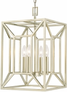 Capital Lighting 512941SF Foyers Modern Soft Gold Entryway Light Fixture