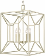 Capital Lighting 512942SF Foyers Modern Soft Gold Foyer Light Fixture