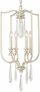 Capital Lighting 513641WG Cambridge Winter Gold Foyer Lighting Fixture