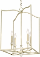 Capital Lighting 513842SF Windsor Modern Soft Gold Foyer Lighting