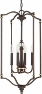 Capital Lighting 514941CZ Asher Champagne Bronze Foyer Light Fixture