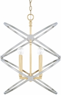 Capital Lighting 520841FI Fire & Ice Contemporary Fire and Ice Foyer Light Fixture