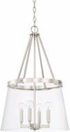 Capital Lighting 525641PN-442 Modern Polished Nickel Foyer Lighting