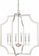 Capital Lighting 526161PN Modern Polished Nickel Foyer Lighting Fixture