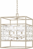 Capital Lighting 527841WW Serena Winter White Foyer Lighting Fixture