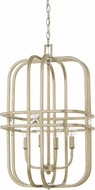Capital Lighting 528141WG Karina Winter Gold Foyer Lighting Fixture