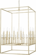 Capital Lighting 528201WG Adira Winter Gold Foyer Lighting