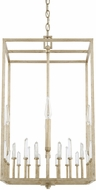 Capital Lighting 528241WG Adira Winter Gold Foyer Light Fixture