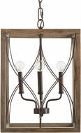 Capital Lighting 529141NG Tybee Contemporary Nordic Grey Entryway Light Fixture