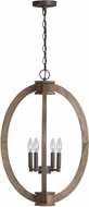 Capital Lighting 529142NG Modern Nordic Grey Foyer Light Fixture