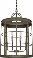 Capital Lighting 529781UG Contemporary Urban Grey Entryway Light Fixture
