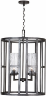 Capital Lighting 533741MG-470 Lathem Contemporary Midnight Grey Entryway Light Fixture