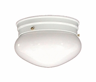 Capital Lighting 5356WH White Ceiling Light Fixture