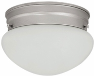Capital Lighting 5358MN Matte Nickel Flush Lighting
