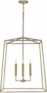 Capital Lighting 537643AD Thea Aged Brass 22 Entryway Light Fixture