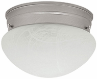 Capital Lighting 5676MN Matte Nickel Flush Mount Ceiling Light Fixture