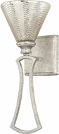 Capital Lighting 610911AS-315 Corrigan Antique Silver Wall Sconce Lighting