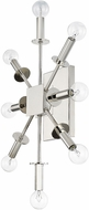 Capital Lighting 619281PN City Modern Polished Nickel Wall Sconce