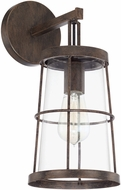 Capital Lighting 627411NG Beaufort Modern Nordic Grey Wall Light Sconce